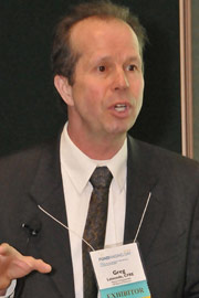 Dr Russell James